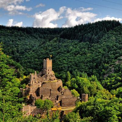 Castles, Wine & Venison - Medieval Germany