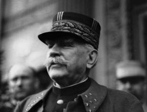 Joseph Joffre - Verdun Operation Judgement First World War - Zeitgeist Tours - WW1