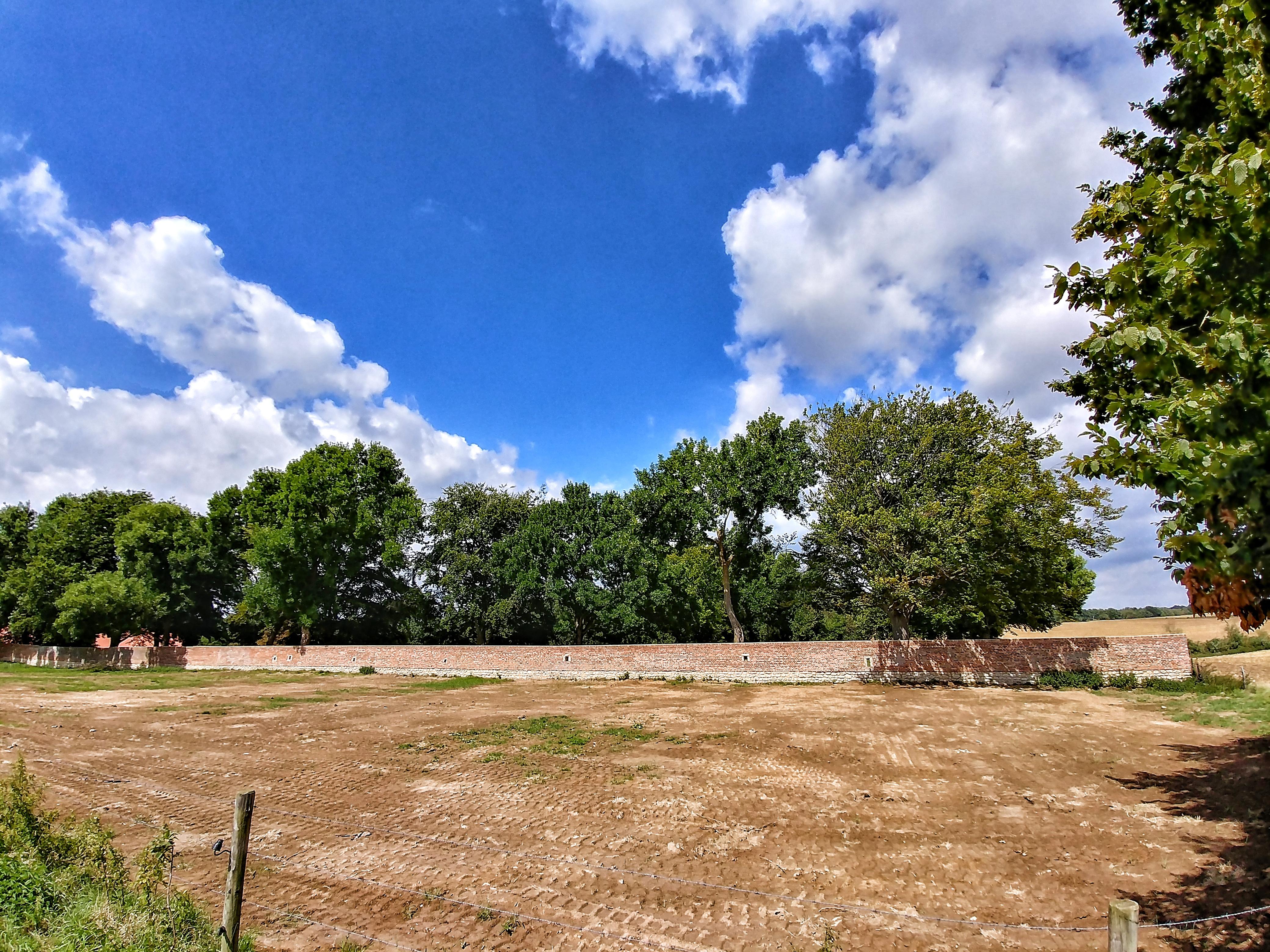Waterloo - Hougoumont Farm