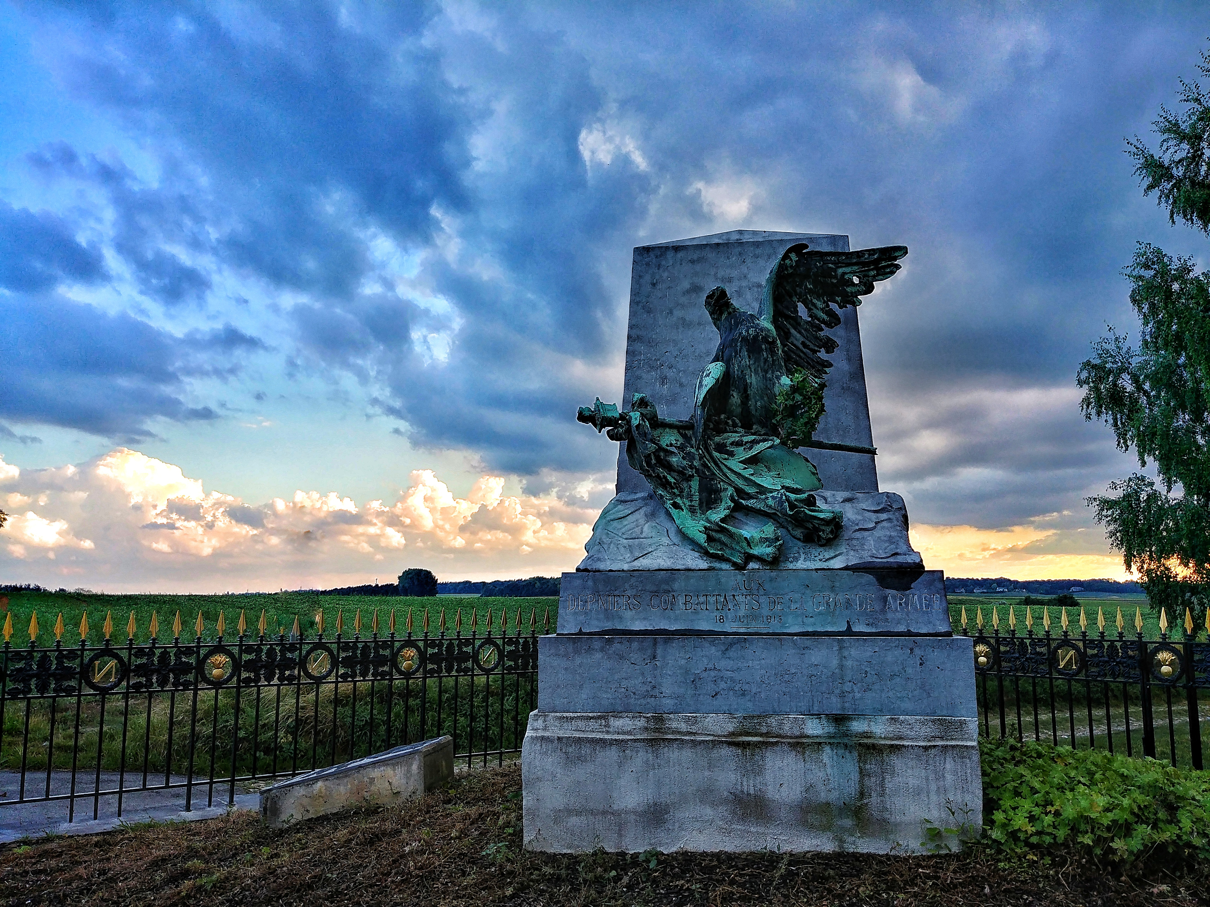 Waterloo - Prussian Memorial