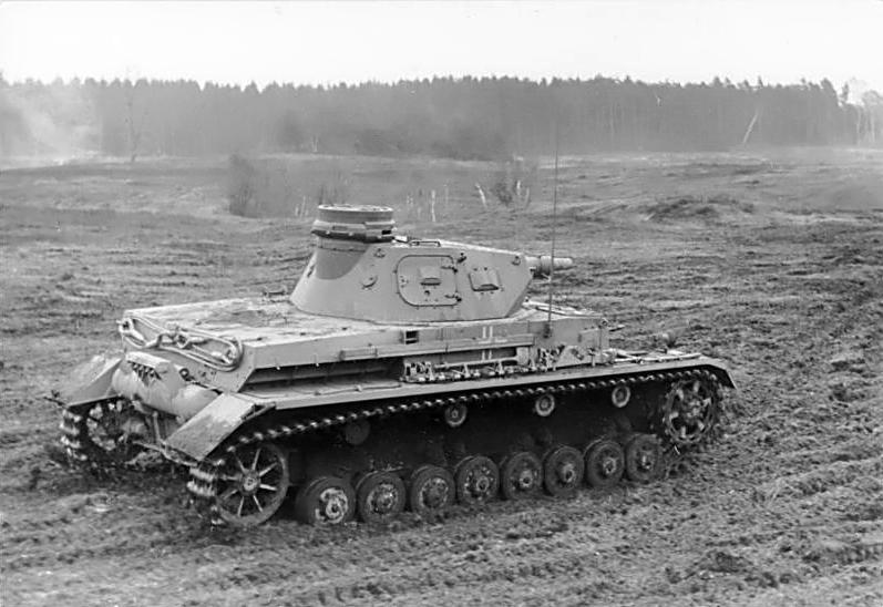 Breaking Point Ardennes - Zeitgeist Tours WW2 Sedan Battlefield Tour - Panzer IV