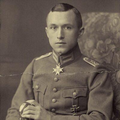 Storm of Steel - Ernst Jünger and the 'Gibraltars' 1914-1918