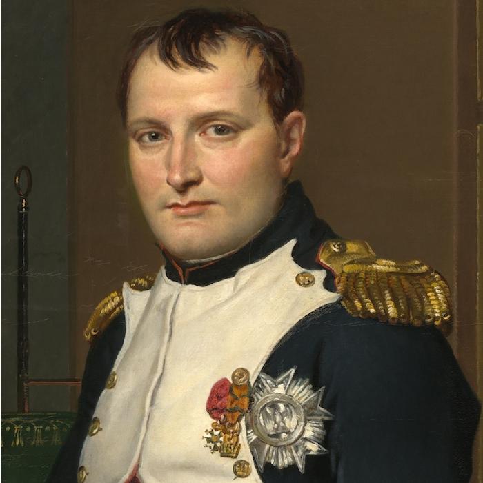 Napoleon Bonaparte - Waterloo 1815 Battlefield Tour