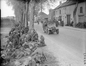 Breaking Point Ardennes - Zeitgeist Tours WW2 Sedan Battlefield Tour - Panzers