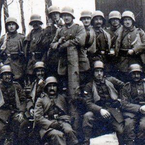 German Stormtroopers - Zeitgeist Tours Ernst Junger WW1 battlefield tour